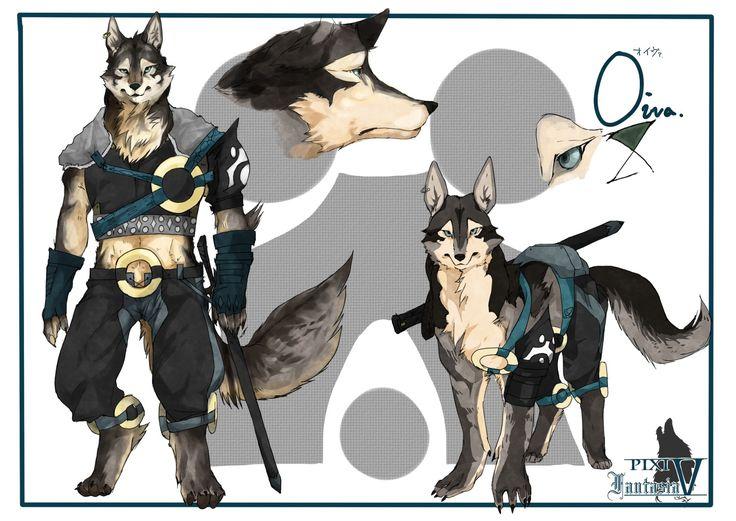 獣人 狼 - Google 検索