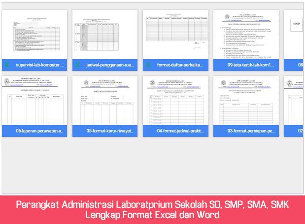 supervisi-lab-komputer.xls jadwal-penggunaan-ruang-lab-ipa-131.xls format-daftar-perbaikan-alat-lab.xlsx 09-tata-tertib-lab-kom13.doc 08-format-label-inventaris.docx 07-format-jurnal-kegiatan-praktikum-kom13.doc 06-laporan-perawatan-alat-laboratorium131.doc 05-format-kartu-riwayat-perawatan131.doc 04-format-jadwal-praktikum-lab-kom13.doc 03-format-persiapan-pemakaian-lab13.doc 02-daftar-inventaris-perangkat-lab13.doc 01-instruksi-kerja-pengelolaan-laboratorium131.doc