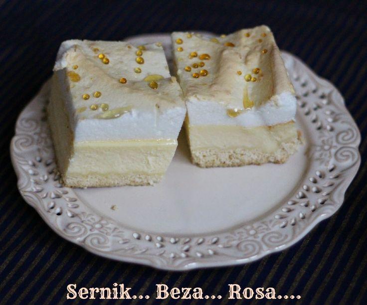 Poezja Smaków: Sernik z rosą ( i jego tajemnica).