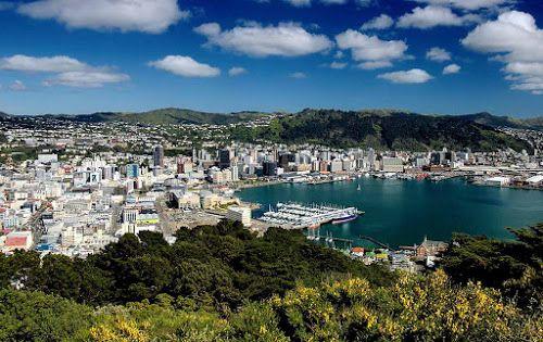 Cidades em fotos: Fotos de Wellington - Nova Zelândia