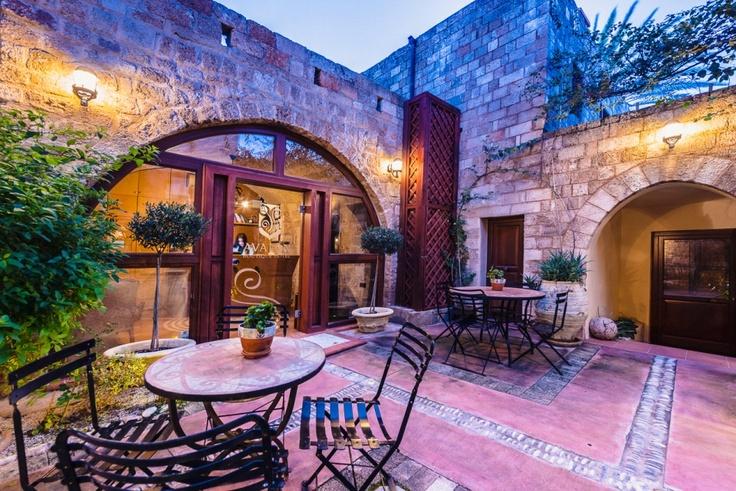Our #garden #Avalon #boutique #hotel #Rhodes #Greece