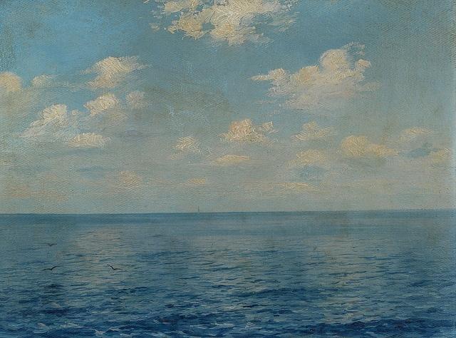 Руфин Судковский –Морской пейзаж by irinaraquel, via Flickr