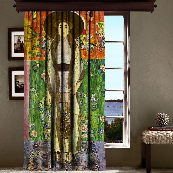 Gustav Klimt - Adele Bloch Bauer 2