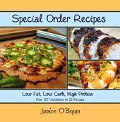 Dukan Diet Recipe List