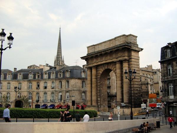 Porte de Bourgogne, Bordeaux