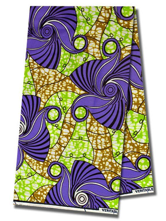 For Sewing And Craft Making African Wax Print Fabric Ankara 6 Yards