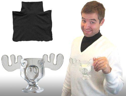 Cousin-Eddie-Combo-Christmas-Vacation-Glass-Moose-Mug-and-Black-Dickie