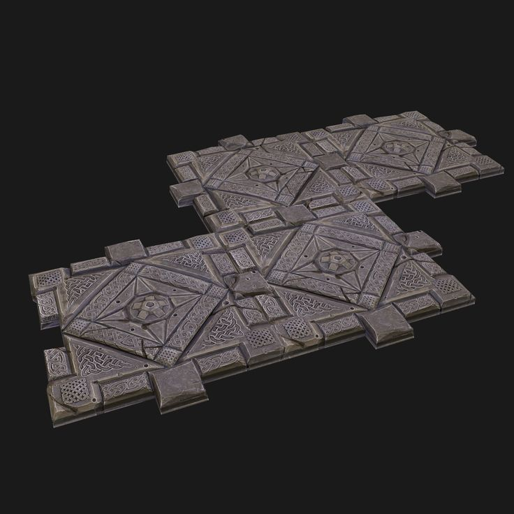 ArtStation - Dwarven style game props, Niko Ala-Opas