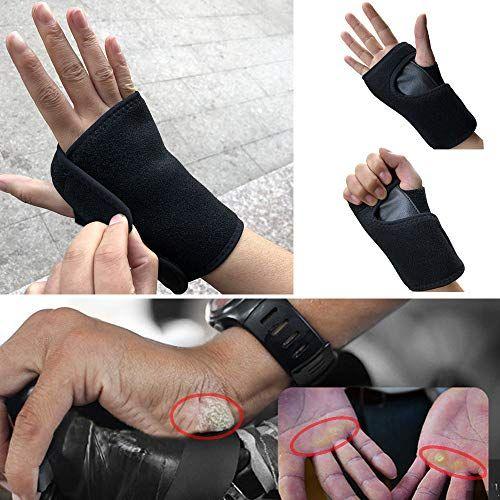 Fits Both Men /& Women Wrist Wraps X PICSIL