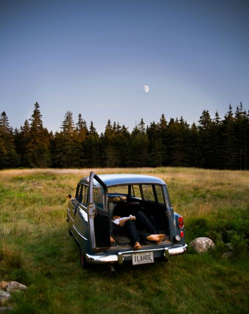 Make out: Car, Adventure, Life, Favorite Places, Dream, Outdoor, Road Trips, Roadtrip