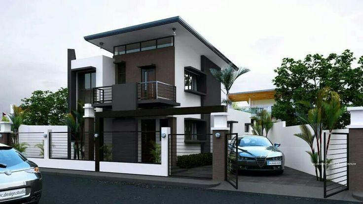 Elegant modern residential house modern houses for Best modern residential architects