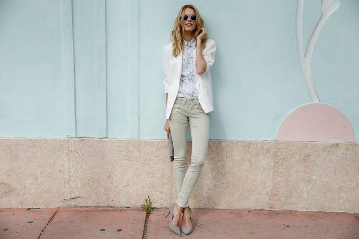 Herrlicher Slim-fit-Jeans »Pitch« im OTTO Online Shop