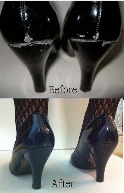 redo shoes diy diy spray paint shoes spray painting shoes shoe. Black Bedroom Furniture Sets. Home Design Ideas