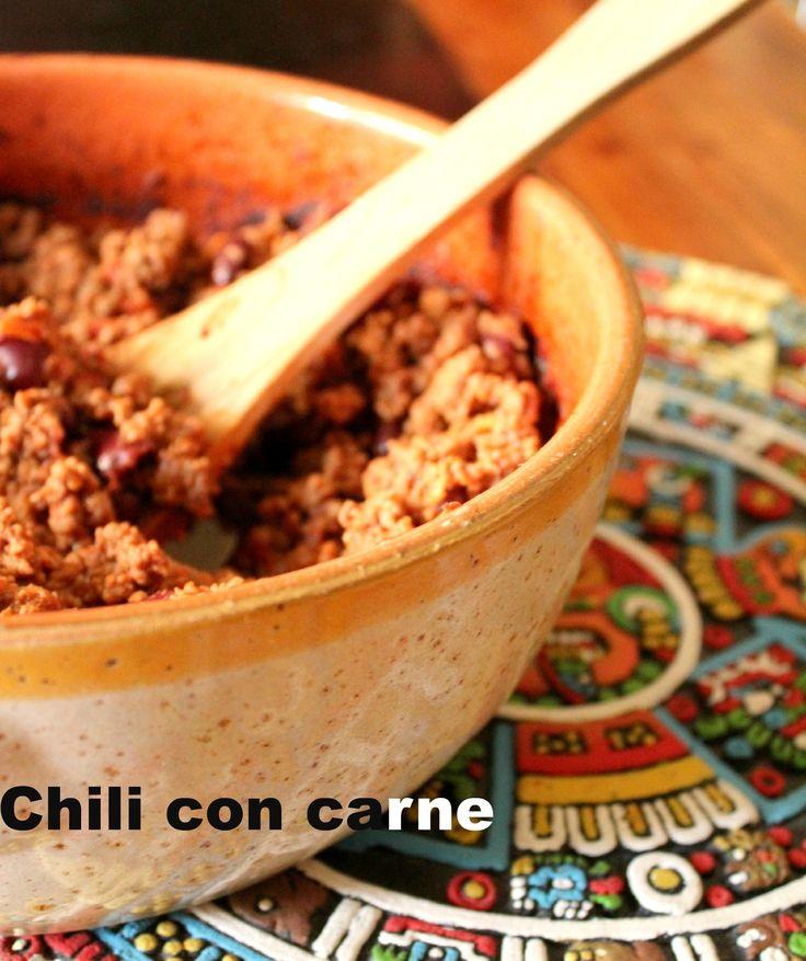 CHILI CON CARNE Tipica ricetta della cucina tex-mex. Trito di manzo insaporito dalle spezie tipiche e arricchito dai fagioli rossi #takeaway #mychefhome #cucinacasalinga #asporto #italianfood #foodsharing #milano