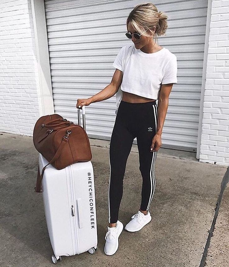 Love this airport look!!