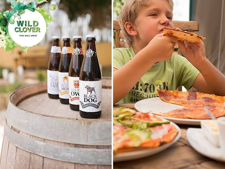 This lovely summer weather calls for a day at the farm! We have wholesome food and craft beer to offer the parents and a fun kids zone to offer the kids!