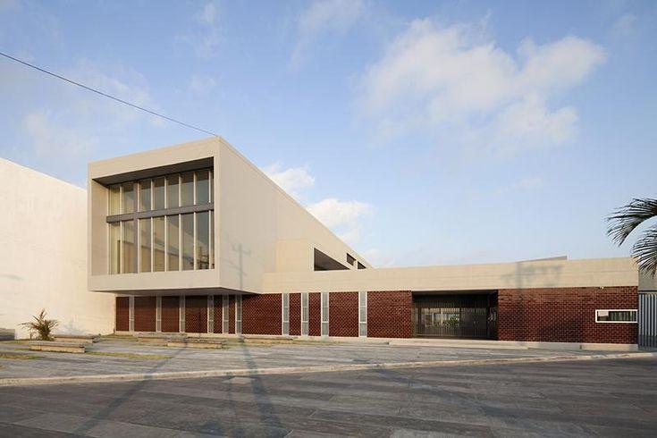 Modern school design architecture google search for Exterior design school