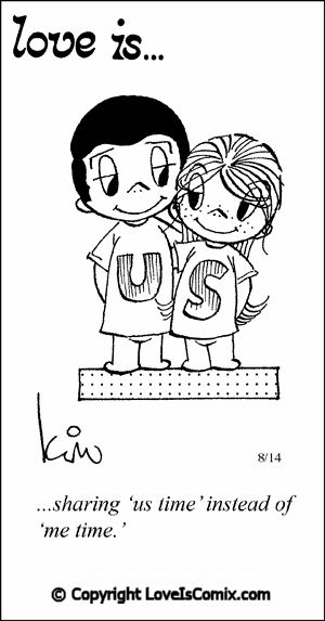 Love is... Comic for Wed, Jun 26, 2013