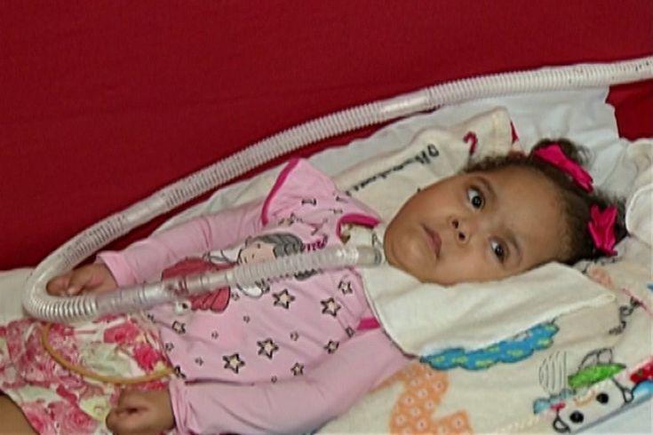#Família de Biritiba Mirim vai acionar a justiça para conseguir tratamento para criança de 3 anos - Globo.com: Globo.com Família de…