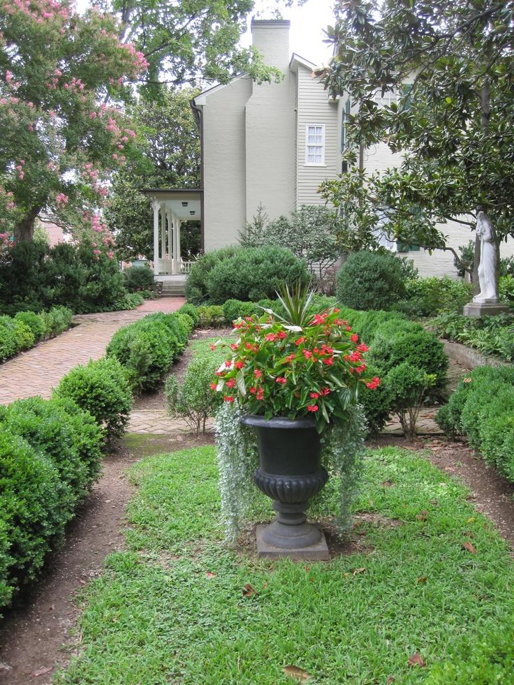 President James K. Polk House U0026 Garden In Columbia, TN Http://