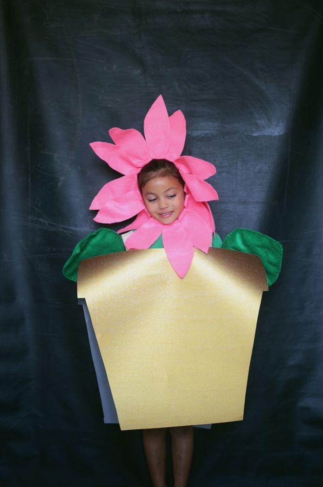 flower pot costume www.mycakies.com