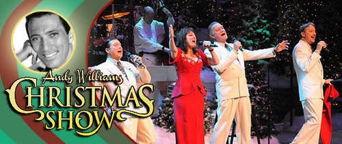 Andy Williams Christmas Show - Branson Shows