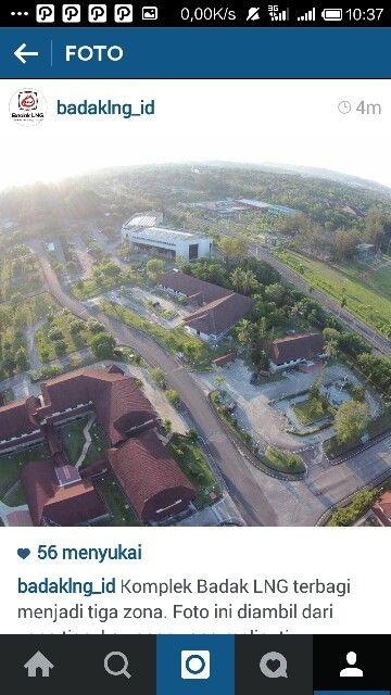 Kangen bontang ... Kalimantan timur