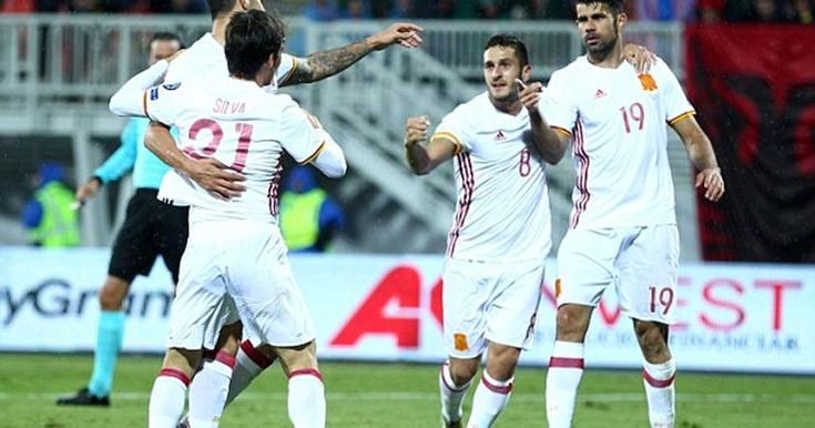 Berita Bola: Spanyol Hajar Albania -  http://www.football5star.com/berita/berita-bola-spanyol-hajar-albania/90989/