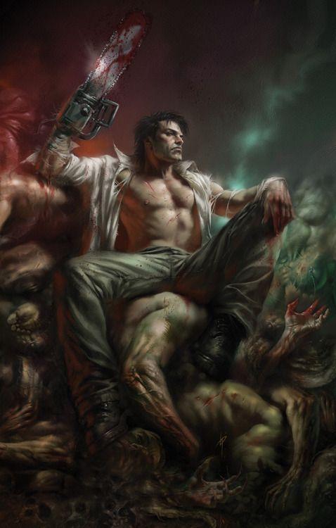 Evil Dead: A Fistful of Boomstick - Wikipedia