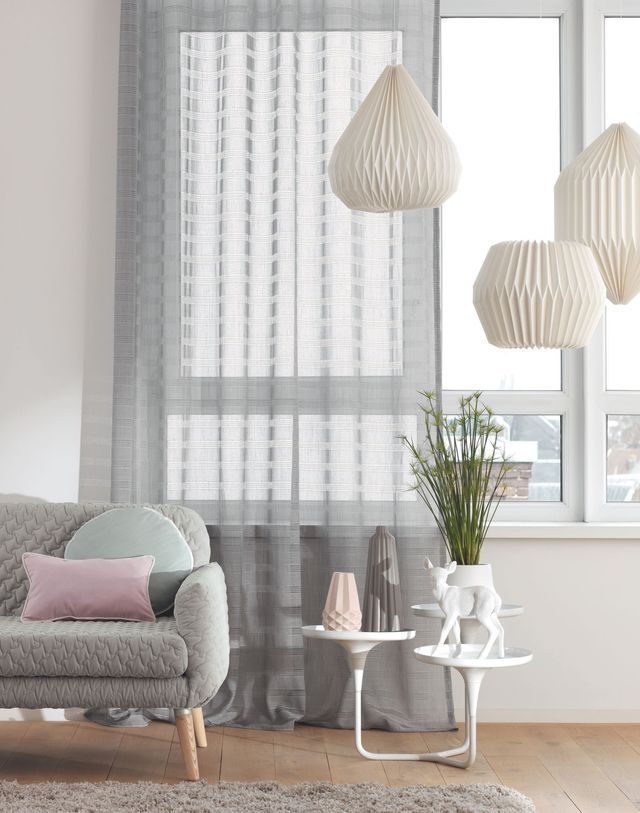 gris on pinterest  voilage blanc, rideau blanc and grands rideaux