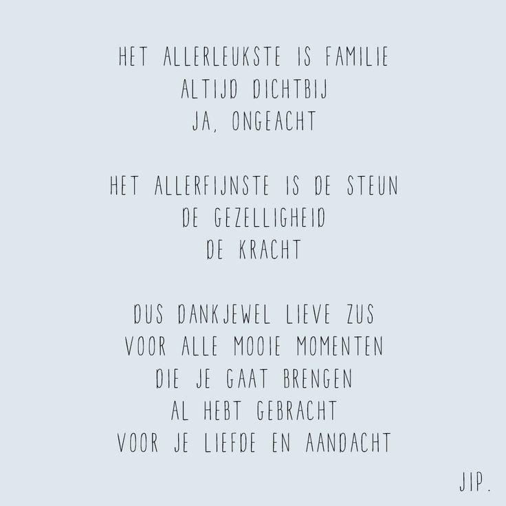 © Tekstje, gedichtje van Gewoon JIP. als kaart en prent verkrijgbaar op gewoonjip.nl