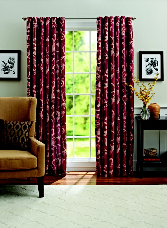 Give Your Living Room Or Den A Warm Cozy Touch With The Elegant Pattern On