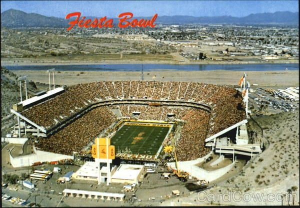 Sun Devil Stadium, Arizona State University Tempe