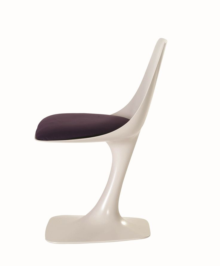 POLYURETHANE CHAIR ARUM LES CONTEMPORAINES COLLECTION BY