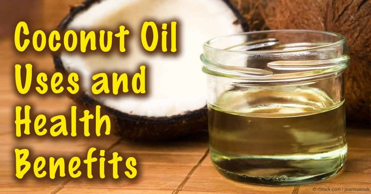 Coconut oil offers an impressive list of health benefits and uses many may not be aware of. http://articles.mercola.com/sites/articles/archive/2013/11/18/coconut-oil-uses.aspx