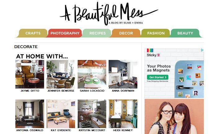 Sweet home: 10 самых интересных блогов о дизайне интерьера