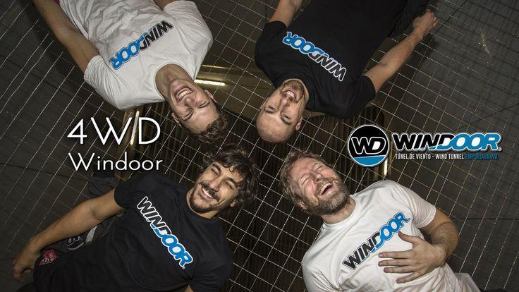 Equipo Windoor entrenando para la competición de Praga! ¡Increíbles movimientos en 4WD!