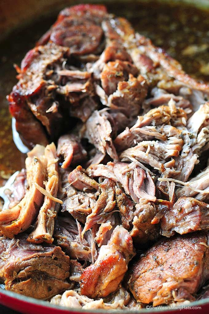this easy recipe for balsamic beer braised pork roast will knock your socks off! how to roast pork