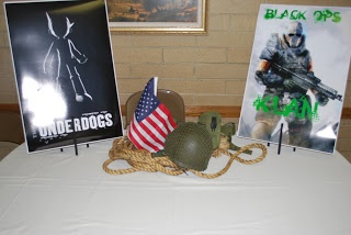 Boy Scout Troop 1609: Eagle & Court of Honor Decor Ideas