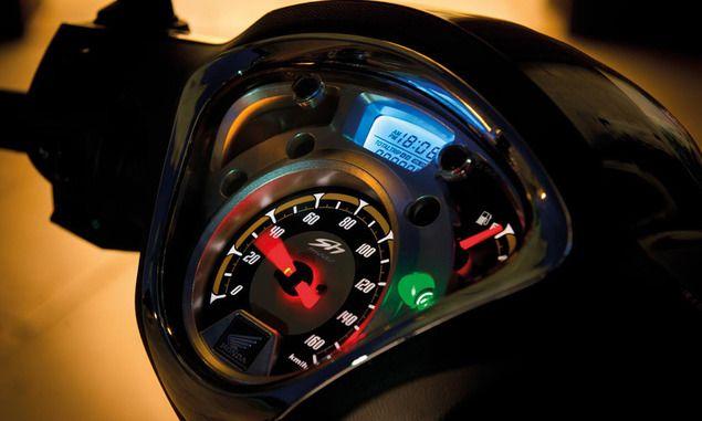 Honda SH Mode 125 - MOTO