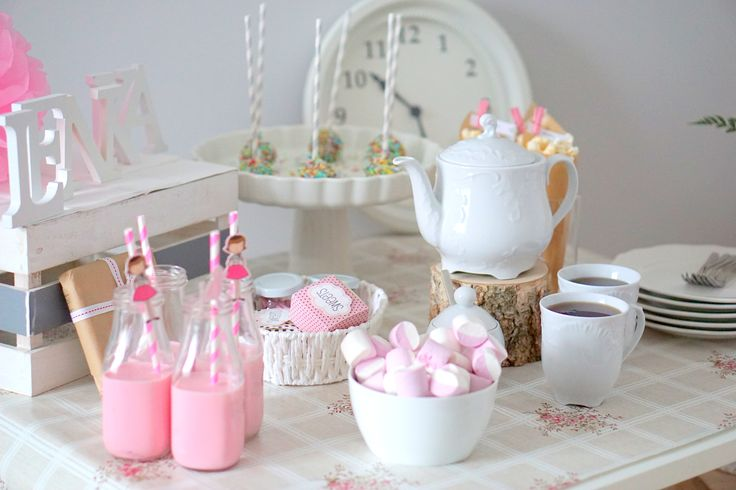 Sweet Welcome Table, Welcome Home Newborn Babygirl <3 Foto by @lenakolodziejak