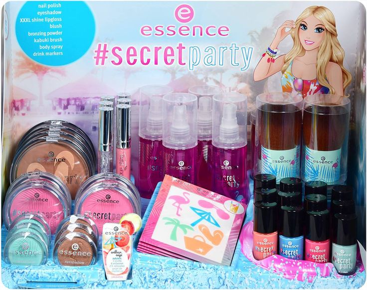 "hi beauties, our new ""#secretparty"" trend edition has already been seen in…"