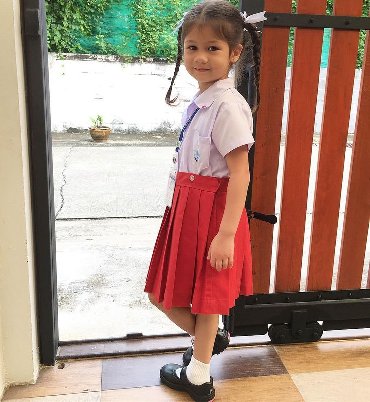 Hello Friday �� Let's go to school ���� #kidsclothes #kidsfashion #childrenclothes #cutekids4ever #thaikids #cutekidsclub #cutekidsfashion #fashionkids #kidsulzzang #lebanese #igkiddies #ig_beautiful_kids #gorgeouskids7 #girls #bangkok #childrenphoto #uniform #adorable #trendy_tots #kids_of_our_world #kidsmodel #childofig #cutekidmodels #model #gorgeous #postmyfashionkids #superstar #student #dressup #beautiful http://butimag.com/ipost/1558482013491902328/?code=BWg1yJTBTd4