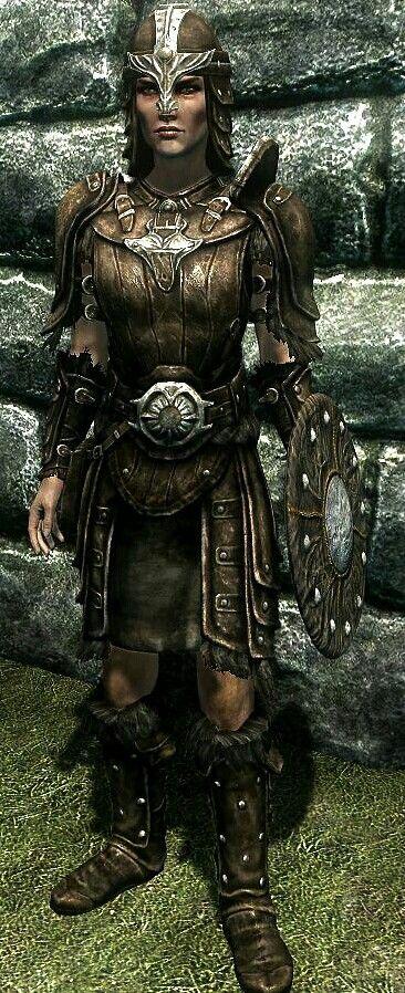 imperial light armor skyrim - photo #24