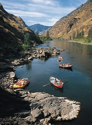 Hells Canyon, Idaho. Wish to visit again someday