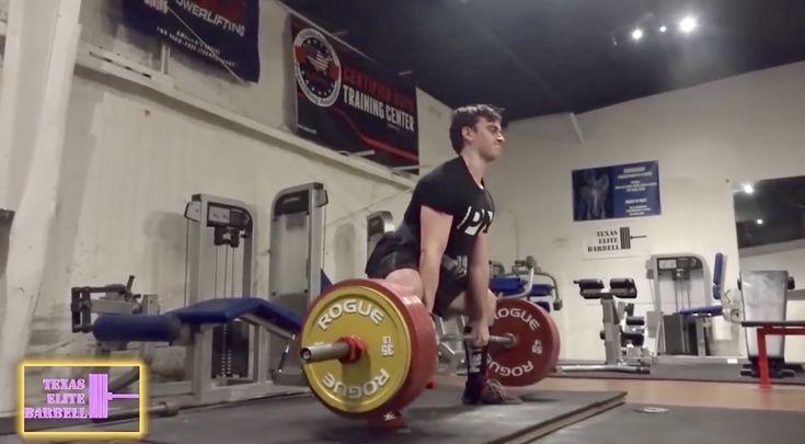 First Pr In 2 Years Jonnie Candito Deadlifts 3 7x Bodyweight Https Barbend Com Jonnie Candito 313kg Deadlift Deadlift Body Weight Weight