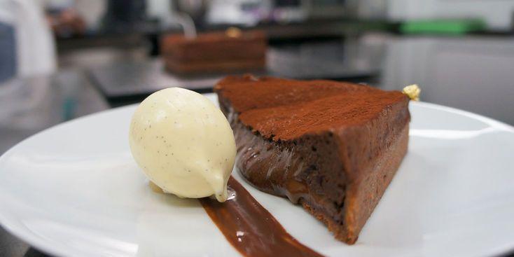 60 les meilleures images concernant chocolat les tartes. Black Bedroom Furniture Sets. Home Design Ideas