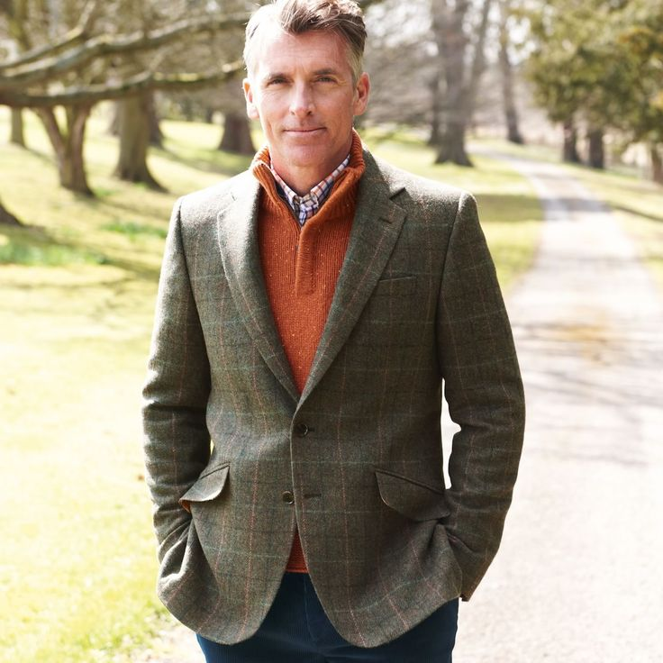 93 best Tweed images on Pinterest | Men's clothing, Men fashion ...