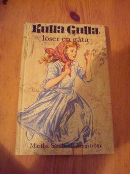 Kulla-Gulla löser en gåta, 1966 | Harris Antik och Retro