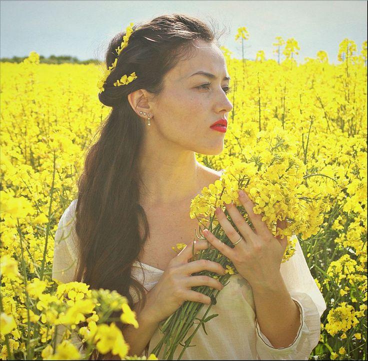 Golden season  by Dana Cristea